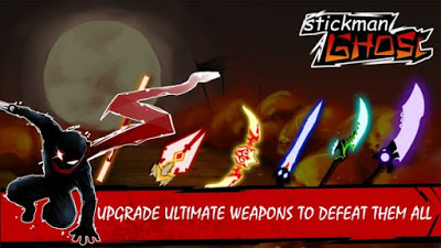 Download Stickman Ghost Warrior Apk v1.2 Mod (Unlimited Money)