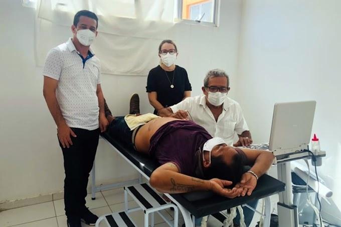 Prefeitura de Caxingó realiza mutirão de ultrassom