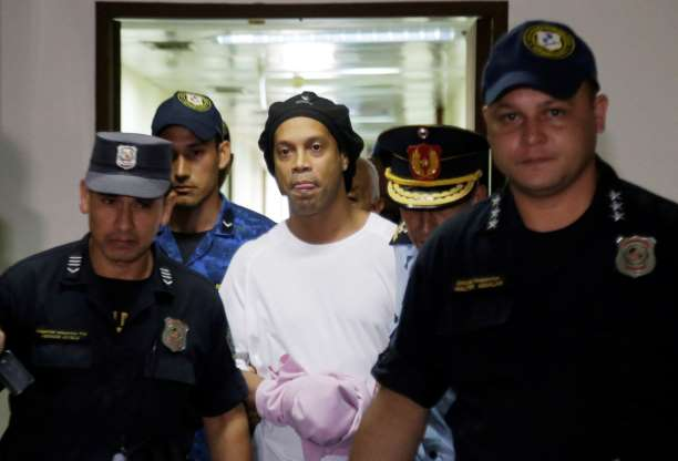 Ronaldinho under investigation for more crimes - prosecutor
