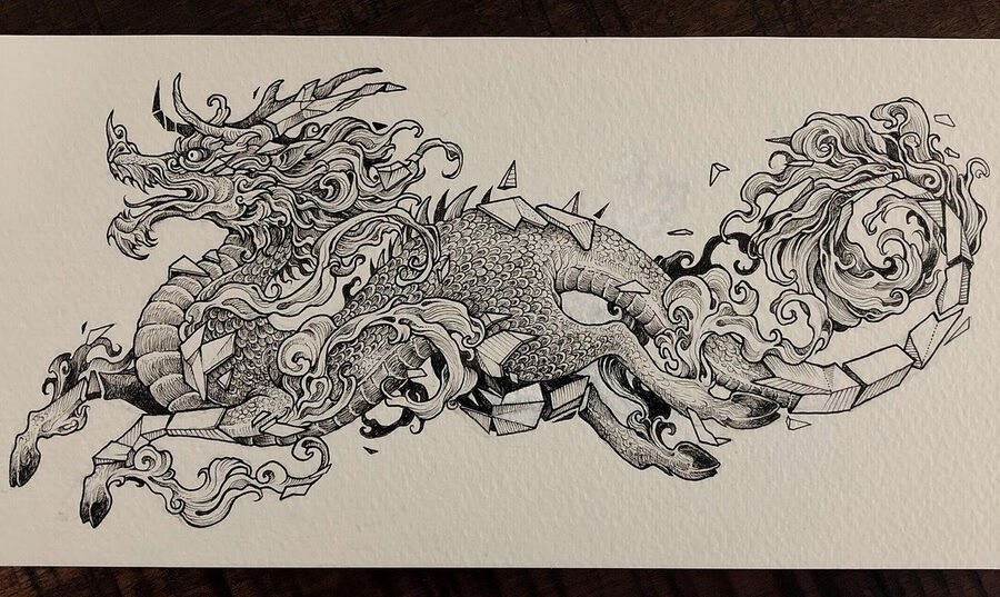 10-Mythical-Geo-Beast-Kerby-Rosanes-www-designstack-co