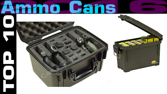 Top 10 Review Products-Top 10 Ammo Cans 2016