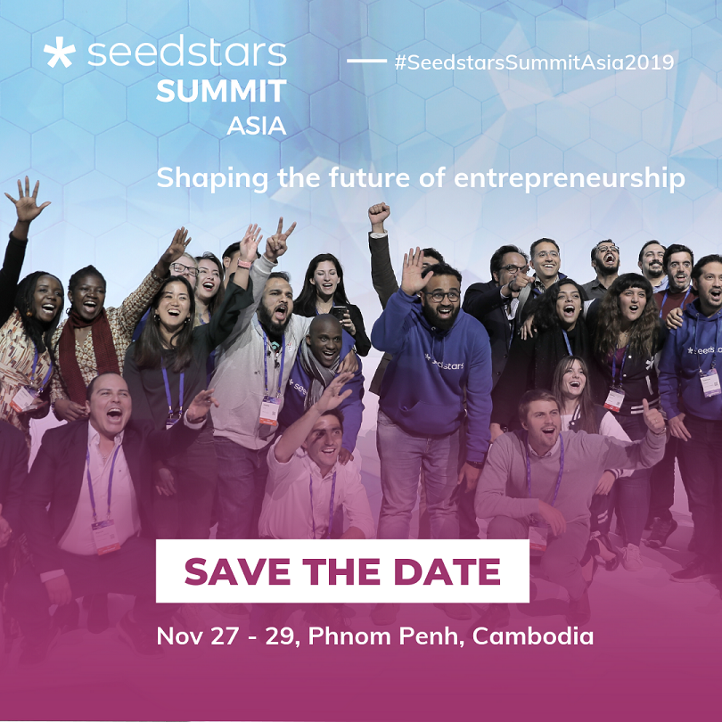 Seedstars Summit Asia to Connect the Tech Entrepreneurship Ecosystems of Asia during 4th Edition in Cambodia