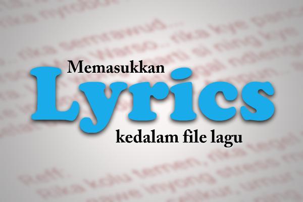 membuat lirik