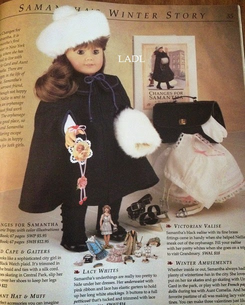Living A Doll S Life Feature 1994 Pleasant Company