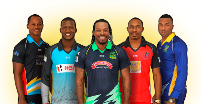 cpl all teams squad