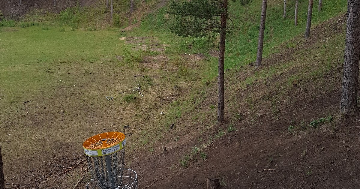 Frisbeegolf Termit
