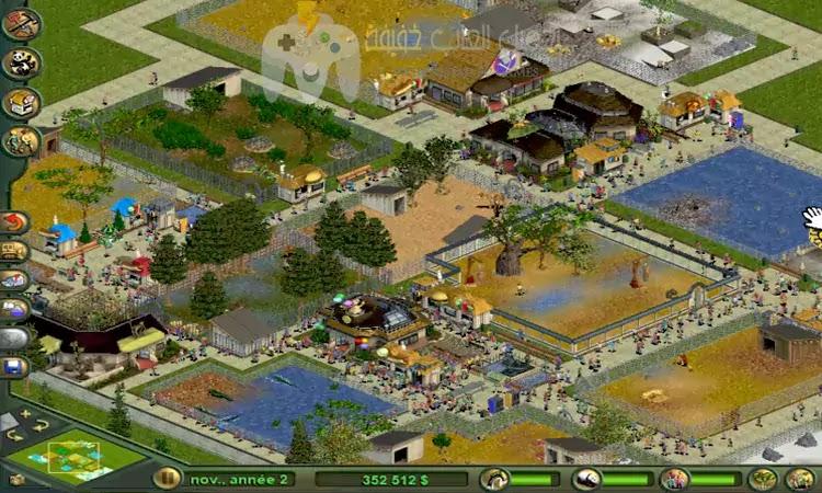 تحميل لعبة حديقة الحيوان Zoo Tycoon