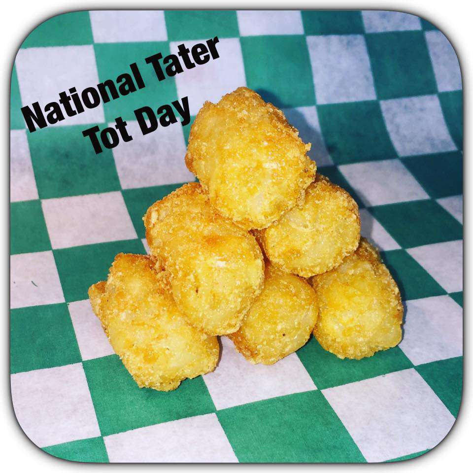 National Tater Tot Day Wishes