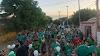Grupo pedetista juventude verde realiza bicicletada em Senador Sá no sábado, 17 de outubro.