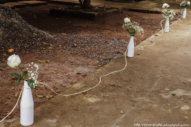 casamento diy