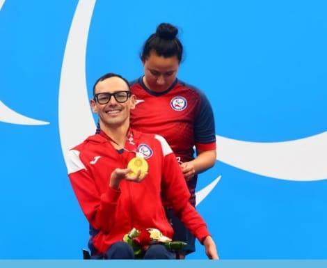 🥇Oro para Chile en los Juegos Paralímpico de Tokio 2020