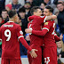 Brighton 1-5 Liverpool Match Report