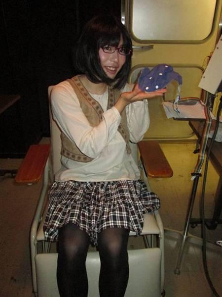 女装時の脳波測定予備実験に関してのレポート
