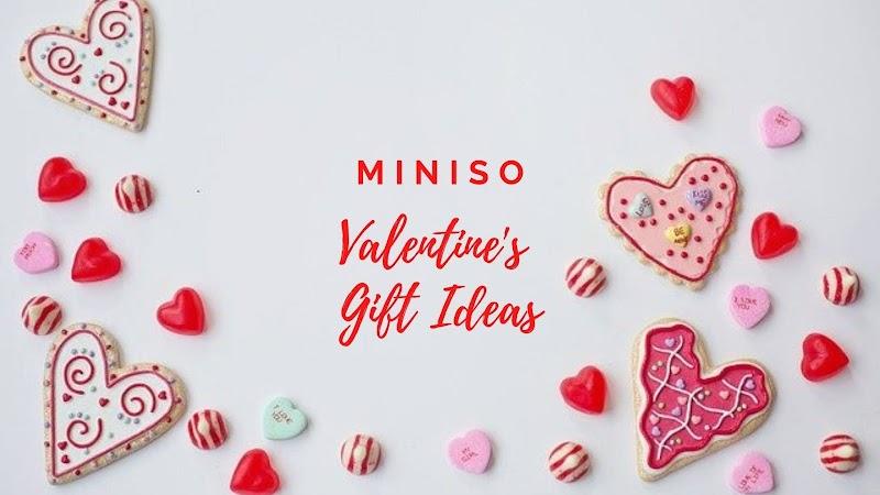 Miniso Valentine's Day gift ideas
