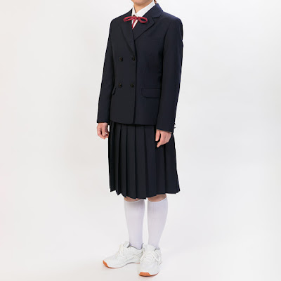 国立大学法人 上越教育大学附属中学校(女子指定制服)