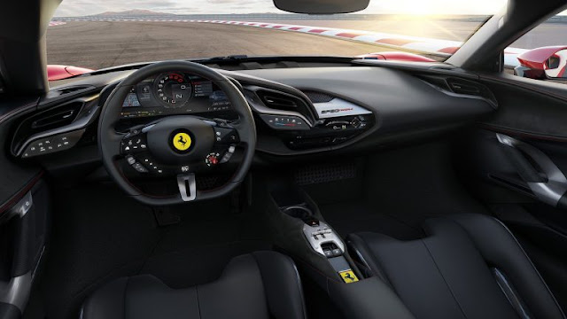 Featured, Ferrari, Ferrari SF90 Stradale, Ferrari Videos, Frankfurt Motor Show, New Cars, PHEV, Video