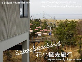 輕鬆遊鳥取砂丘:鳥取砂丘觀光中心吊車站