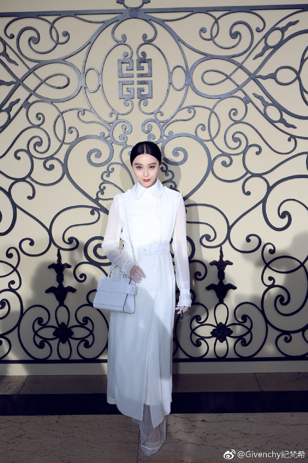 Fan Bing Bing Paris Fashion Week