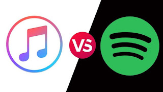 apple and music streaming app