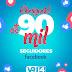 VR14 ultrapassa a marca de 90 mil seguidores no Facebook.