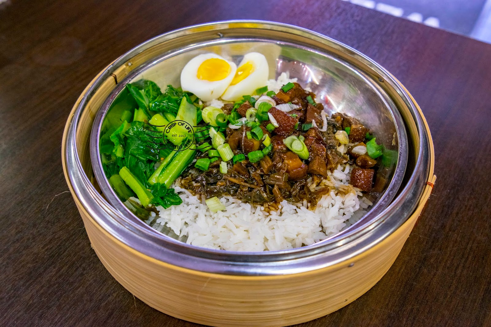L Kitchen 李月香 粥麵饭 @ Lebuh Campbell, Georgetown, Penang