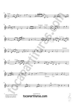 Hoja 2  Partitura para Solfeo entonado y rítmico (Ritmo y Entonación de Meditación Easy Sheet Music for Solfeggio Music Score