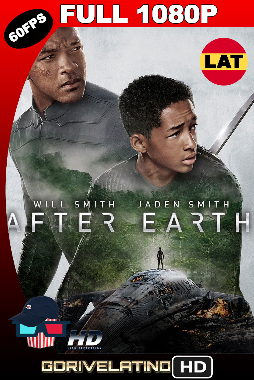 Después de la Tierra (2013) BDRip FULL 1080p (60 FPS) Latino-Ingles MKV