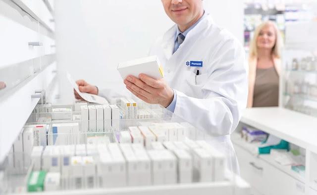 Entrega de medicamentos