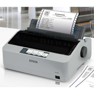 Máy in kim Epson LQ 310