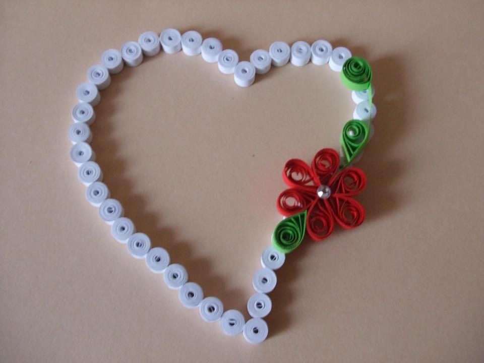 Love Special Paper Quilling Designs Creative Art Craft Work