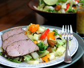 Tropical Pork Tenderloin