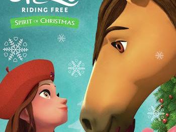 DreamWorks Spirit Riding Free: Spirit of Christmas Gallops on to Netflix!