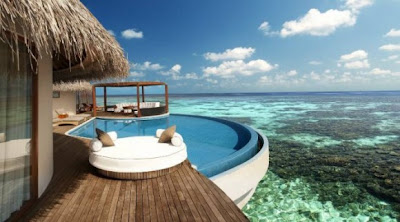 صور رائعة لجزر المالديف Islands Maldives بالاضافة لصور بعض الفنادق فيها
