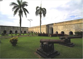 Benteng Fort Mallborouogh