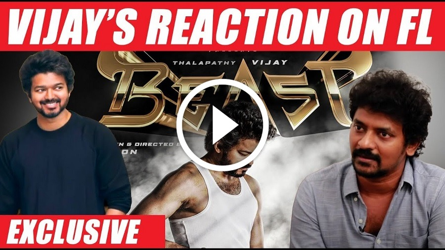 Beast: Vijay Reaction பார்த்து இவ்வளவுதானானு ஆயிடுச்சு! -Director Nelson..