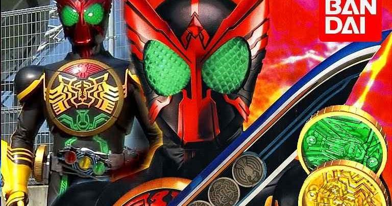 Kamen Rider OOO (Complete)   Watch Tokusatsu Movie & Episode