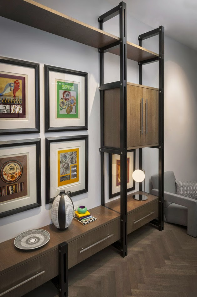Konstruksi Interior Apartemen Minimalis