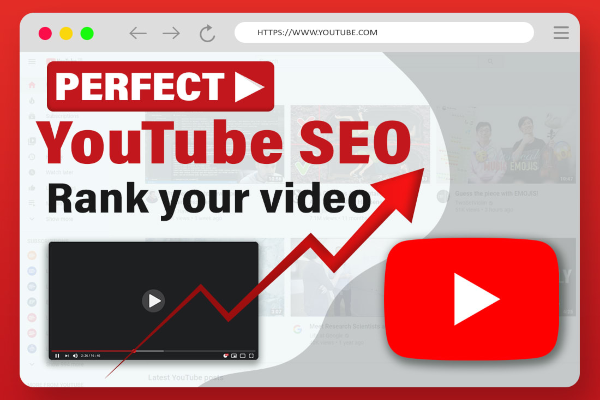 SEO For YouTube - Drive traffic to your channel