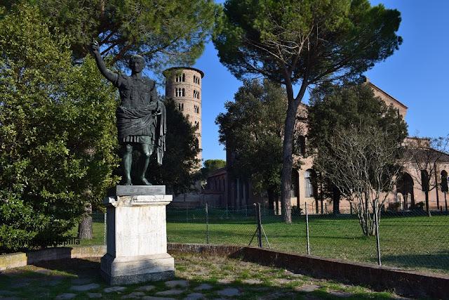 La Basilica fuori Ravenna