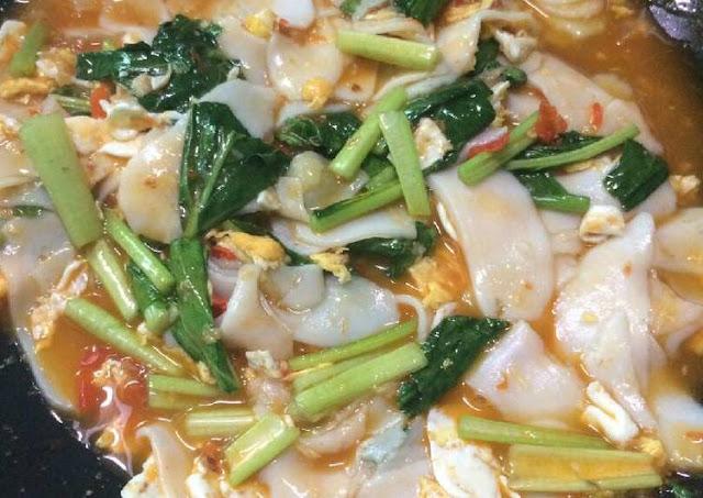 Resep Cara Membuat Seblak Sayuran