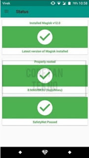 Magisk manager poco x3 nfc