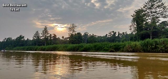 Myne Resort Bilit Sandakan Kinabatangan - Evening River Cruise