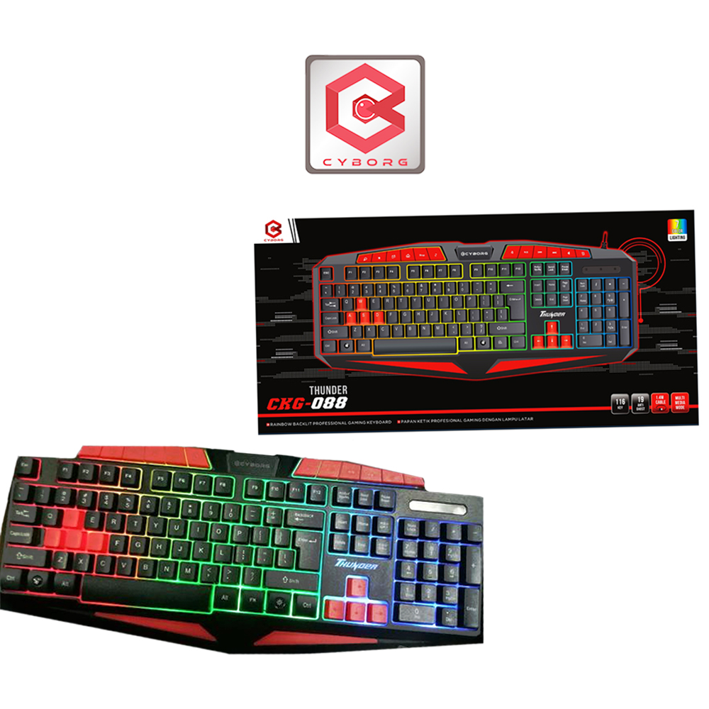 Marvo Gaming Keyboard K325 Ultra Thin Multimedia Chocolate Light K945 Wired Full Mechanial Keyboards Cyborg Ckg 088 Backlit