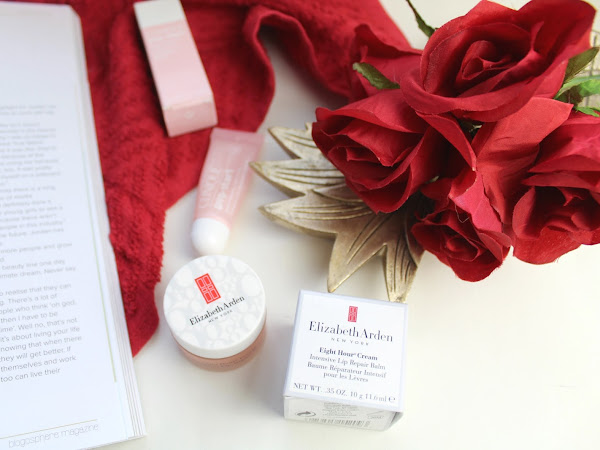 Lip Skincare Routine featuring Elizabeth Arden and Clinique