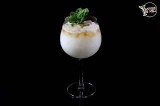 coconut daiquiri cocktail