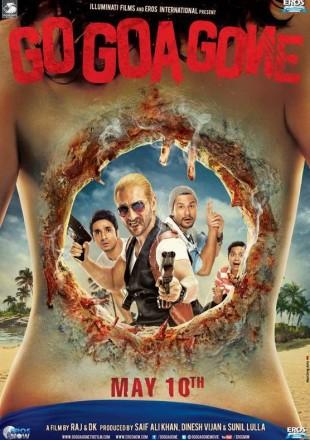Go Goa Gone 2013 Full Hindi Movie Download HDRip 720p