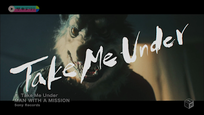 [PV] MAN WITH A MISSION - Take Me Under + Efek Kara