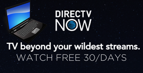 watch DirecTV Now from laptop or PC
