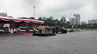 32 Ribu Personel Gabungan TNI Polri Siap Amankan Pemungutan Suara Pilgub DKI - Commando