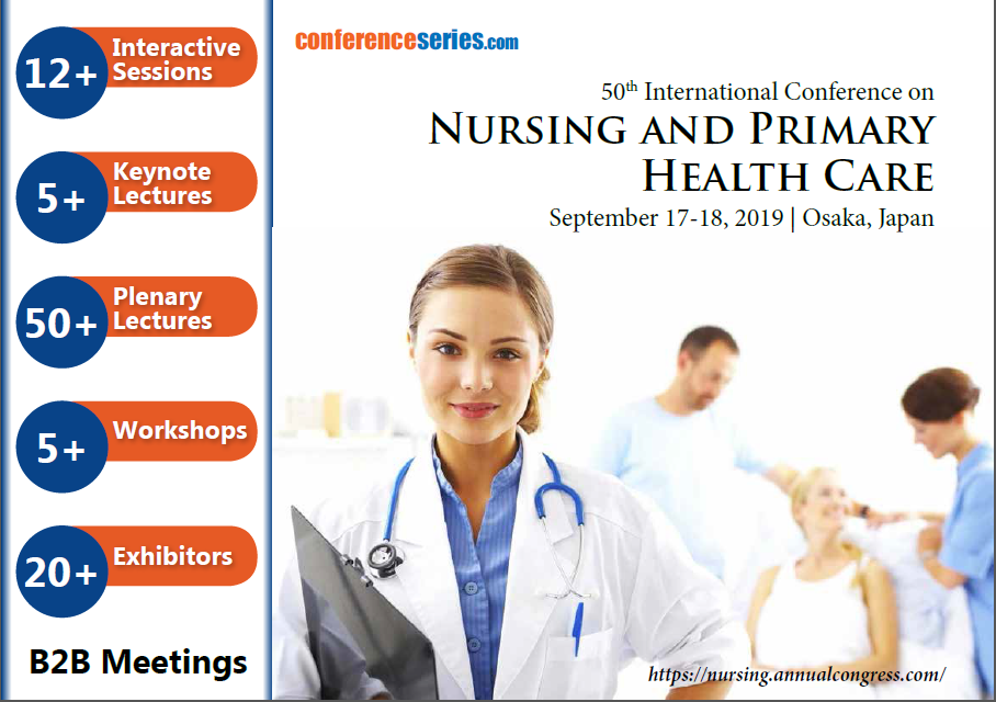 50th International Conference on Nursing and Primary Health Care